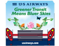 USAirways Philadelphia International Airport Shuttle