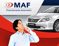 MAF -Financiamiento Automotriz