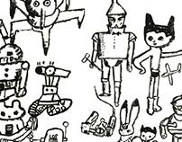 """""""Robot inspired"""""""