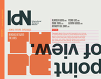 IdN v20n2: Typography Special