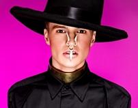 "lookbook  JEAN GRITSFELDT ""Divine caviar"" A/W 13-14"
