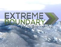 Animated Logo: Extreme Boundary Advertising