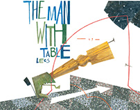 The Man With Table Legs