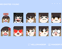 Emotes II: Yuuno