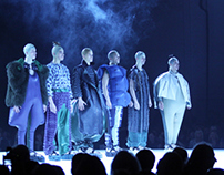 Graduation show of the Fashion Academy of Antwerp