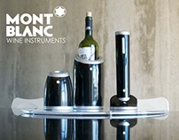 Mont Blanc Wine Instruments