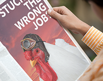 Wrong job? - Ad campaign