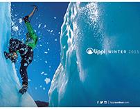 Lippi. Presentando Invierno. Publicación Revista Cara