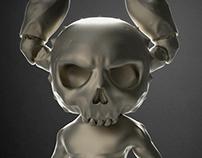 "IBTC ""CrabSkull"" 3D Printing Project"