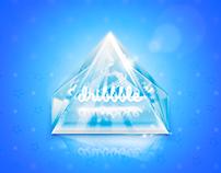 Dribbble Pyramide