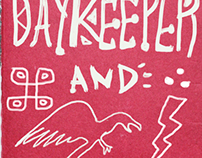 DAYKEEPER AND ALL OTHER GODS -picturebook