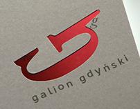 Logo Gdynia Galion Art prize