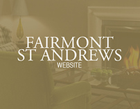 Fairmont St Andrews - Hotel website
