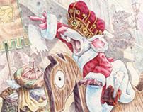 COCCOLE BOOKS - Il Peperoncinaio magico