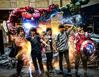 We Are MARVEL HEROES