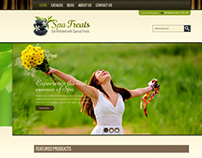 Spa Treats Shopify Theme