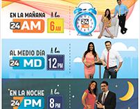 Prensas Campaña Lanzamiento LTV