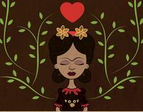 Tributo A Frida Kahlo