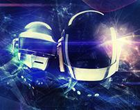 Daft Punk | Random Space Memories