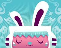 Happy New Year! 2011 : The Rabbit Year
