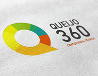 Imagem corporativa - Queijo360
