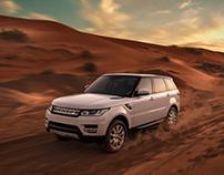 Range Rover Dubai