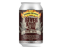 River Ryed Can Packaging