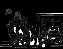 LES MORTS INSOLITES | Illustrations
