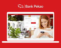 Pekao24 online banking system