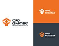 "презентация для компании недвижимости ""ХОЧУ КВАРТИРУ"""