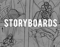 Animatics and Storyboards