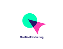 Qalified Marketing Modern Logo (Q letter)