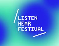 Listen Hear Festival