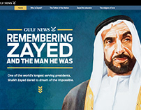 Remembering Zayed