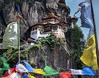 Bhutan High Trails