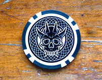 Oni Playing Cards — Poker Chips and Dice