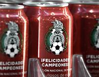 Coca Cola / México campeón del mundo