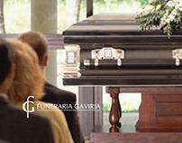 Re-diseño de experiencia de marca Funeraria Gaviria