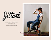 J. Stark SS15 // collection development