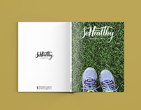 Design & Layout: SoHealthy Magazine #3 / 2016