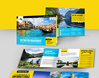 Freedom Holidays Marketing Collaterals