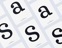 Sagona / Font Family