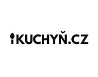 iKuchyň logo design