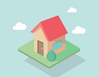 Hypotheekbeurs.nl - Branding & Website