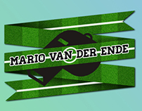 Logo Design Mario van der Ende (Work in progress)
