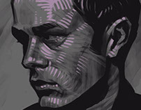 study. James Dean
