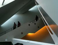 iPhone Architecture - Denver Art Museum, 12/29/2010