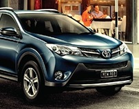New Rav4 2013 This launch Arg
