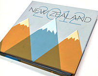 Personal Project: New Zealand Photo Album