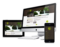 Back & Body Care • Responsive website